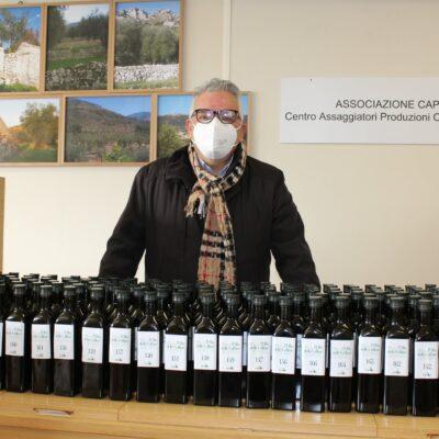 L'olio dei Monti Lepini pontini brilla al concorso provinciale di Latina