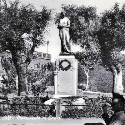 """Segni, 7 Marzo 1944: """"N'ora de speranza, piena de sole, se tramutà a notte de dolore!"""""""